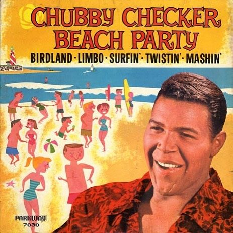 Chubby Checker - Beach Party (Parkway 1962) #chubbychecker #beachparty #thetwist #recordcover #lpcover #albumcover #vinyl #vinylcollection #vinylcollectionpost #vinyladdict #vinyljunkie #instavinyl #vinyligclub
