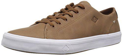 sperry striper ii ltt leather sneaker
