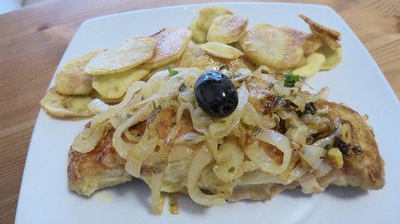 La Morue à minhota est un plat typique de la région du Minho, nord du Portugal.