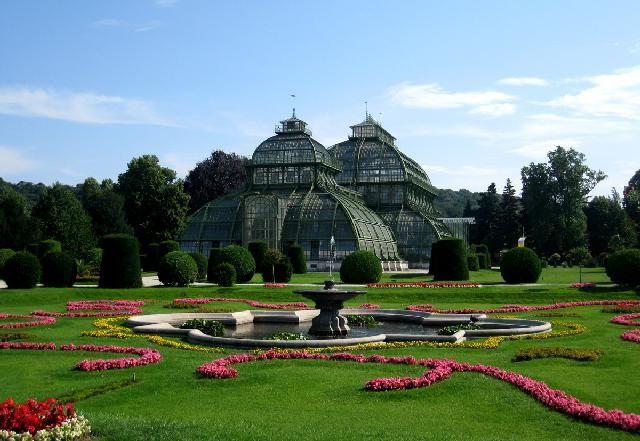 jardin botanique de vienne autriche jardins botaniques du monde visiter pinterest. Black Bedroom Furniture Sets. Home Design Ideas