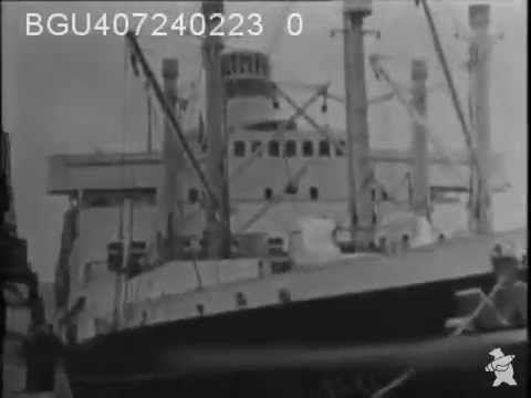 MS Piłsudski 1939 — YouTube
