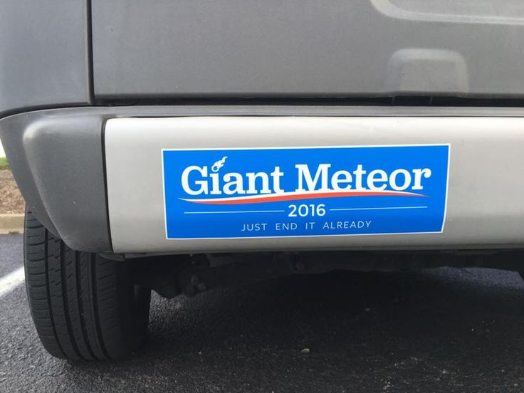Finally figured out who I'm voting for this election.