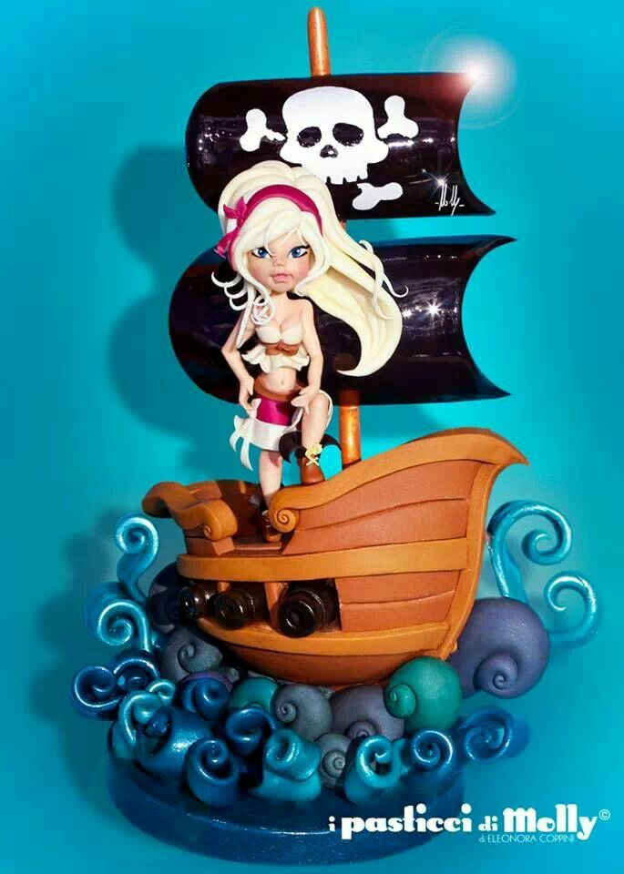 Molly Cake Artist : 17 Best images about Molly pastries of art on Pinterest ...