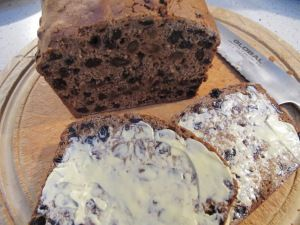 Traditional teabread for a chilly day | Notes on a Spanish Valley blog | food | recipes