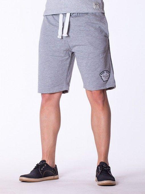 Pantaloni scurti barbati New Free gri
