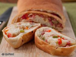 Pinata Bread | mrfood.com