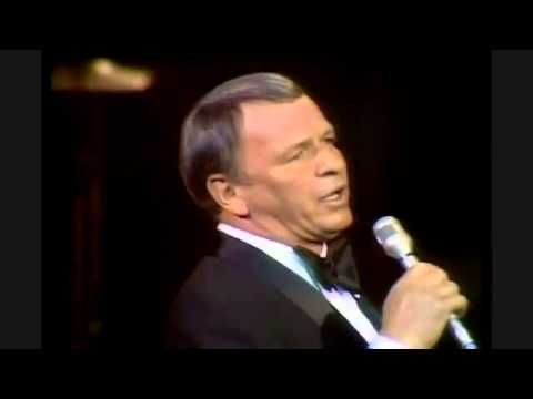 Frank Sinatra Live in London 1971 My Way
