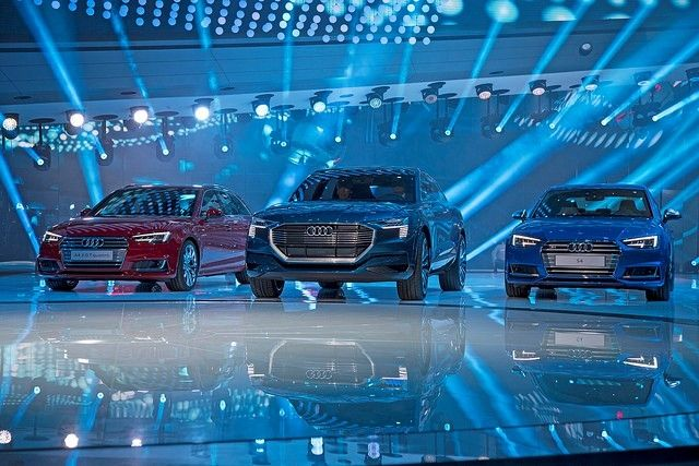 Audi and its revolutionary infotainment system