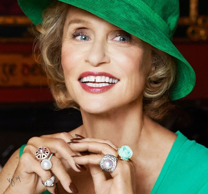 Лорен Хаттон, модель и актриса (72 года)