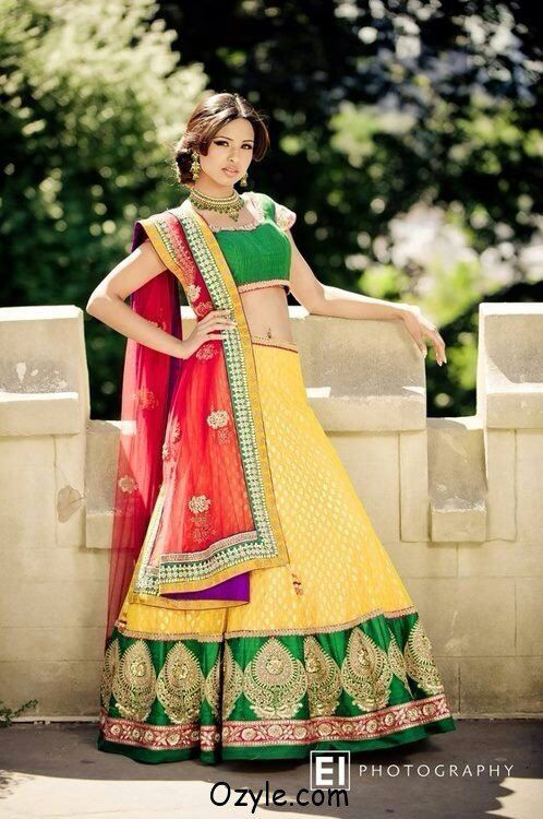 17 Best Images About Chaniya Choli Pavadai Dhavani On