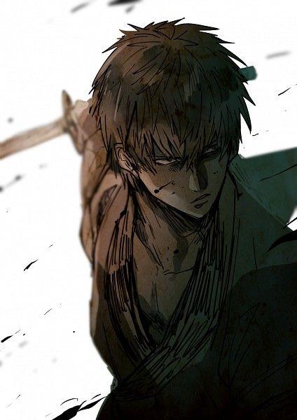 Gintama Hijikata Toushirou