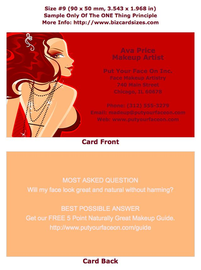 9 best Business Cards -- Size #9 images on Pinterest | Business card ...