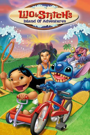 Lilo and Stitch Island of Adventures