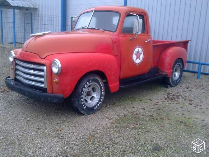 Chevrolet pick up Hot Rod Custom Voitures Haute-Garonne - leboncoin.fr