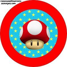 Imprimibles de Super Mario Bros. | Ideas y material gratis para fiestas y celebraciones Oh My Fiesta!