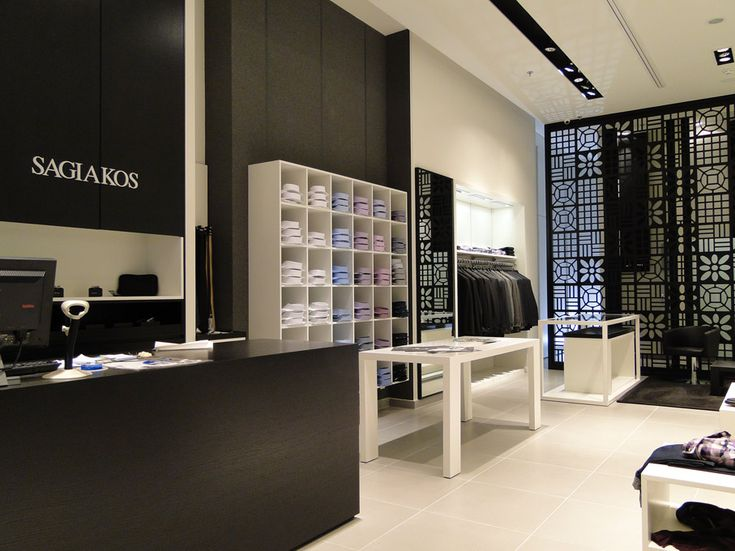 Sagiakos | Κατάστημα ενδυμάτων | Metro Mall | iidsk  |  Interior Design and Construction