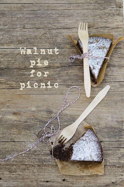 Walnut cake a porter by Elisakittys Kitchen