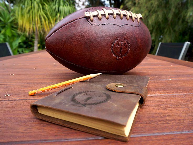 MVP Heritage Handmade Leather Football
