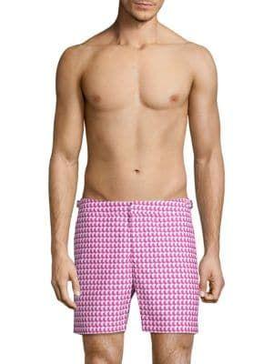 c5885cc0a2 ORLEBAR BROWN Bulldog Aruba Swim Trunks. #orlebarbrown #cloth ...