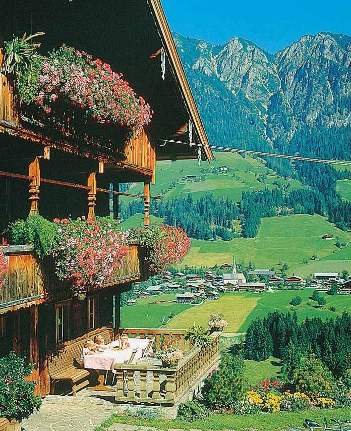 Alpbach, Austria ... Book & Visit AUSTRIA now via www.nemoholiday.com or as alternative you can use austria.superpobyt.com.... For more option visit holiday.superpobyt.com
