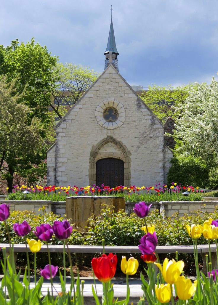 Marquette University dedicated the St. Joan of Arc Chapel on May 26, 1966, 47 years ago today.
