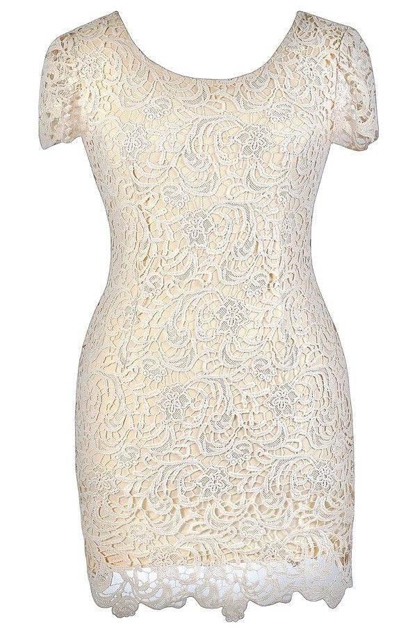 This elegant lace pencil dress is sweet and chic.  The Emilia Lace Pencil Dress is fully lined, except at the sleeves which are semi-sheer. It has a rounded neckline, cap sleeves, and a fitted pencil cut. Princess seams down the front help create a flirty shape. We love the 'scalloped' lace hemline of this skirt. A hidden side zipper completes this dress. The Emilia Lace Pencil Dress would be perfect to wear to any social gathering or networking event. It looks perfect paired with pumps or…