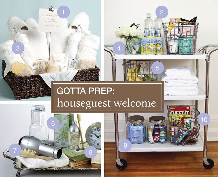 gottesmanresidential: Houseguest Welcome... | The Blue Dollhouse