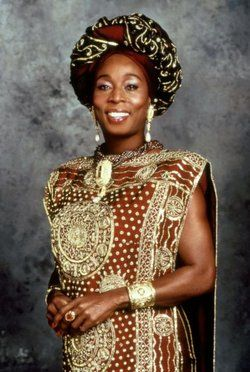 Madge Dorita Sinclair  is a Jamaican American actress. Best known for her roles in Cornbread, Earl and Me, Coming to America, Trapper John, M.D., and the ABC TV miniseries Roots. Sinclair won the 1991 Primetime Emmy Award for Outstanding Supporting Actress