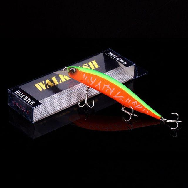 WALK FISH <b>2018 Hot</b> Model Wobbler Fishing <b>Lure</b> 135mm 17.4g ...