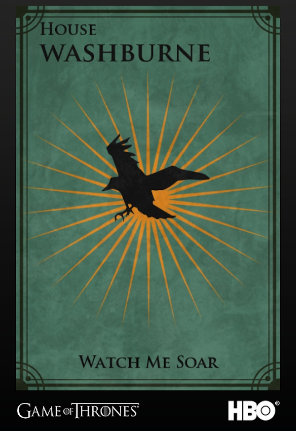 Game Of Thrones House Sigils For Firefly