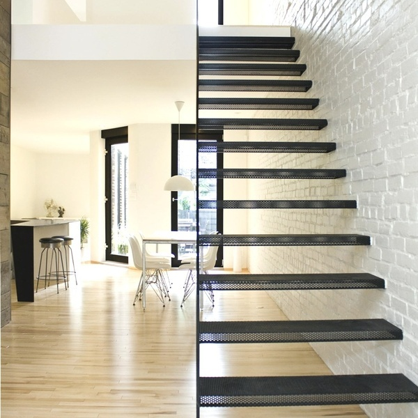 66 best stairs images on pinterest stairs architecture - Appartement duplex winder gibson architecte ...