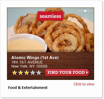 Adacado Seamless ad