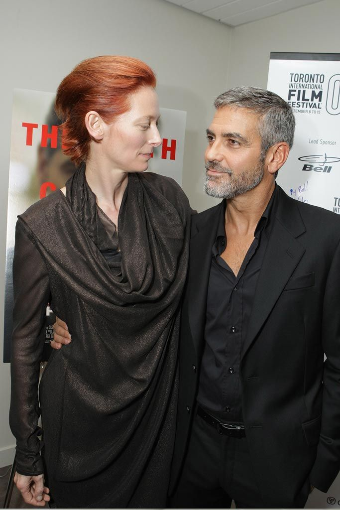 Tilda and George
