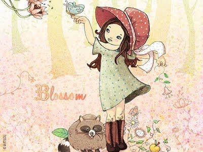 matilou 05 Matilou par Anne Cresci : Illustrations Enchantées