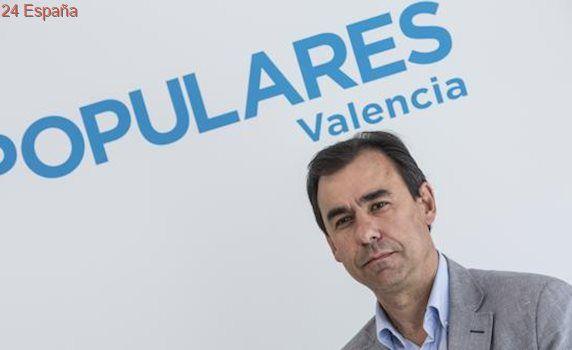 Guerra en el PP de Valencia: una tercera candidata aspira a presidir el partido