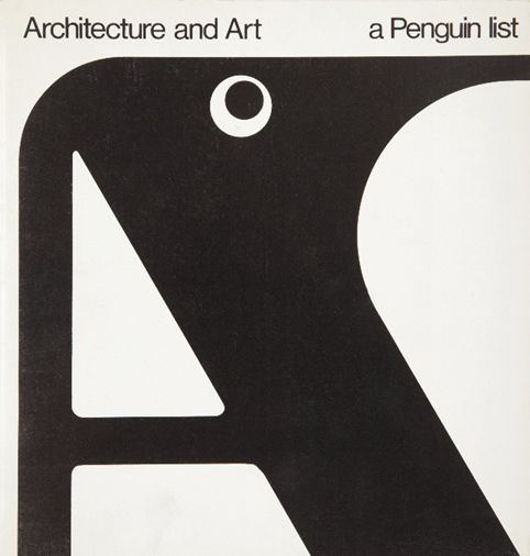 From the archive. Book cover by Gerald Cinamon, 1964. With David Pearson at the ICA Sept 2013     http://www.ica.org.uk/?lid=38518