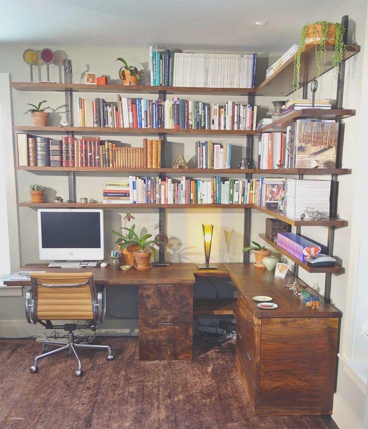 Office Built Ins Desk Bookcases - Elegant Office Built Ins Desk Bookcases, Wondrous Corner White Home Fice Design with Single White Desk