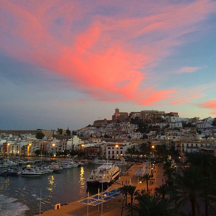 Atardecer # Ibiza