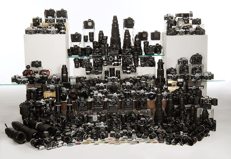 This Photographer Owns $125000 in Nikon Camera Gear