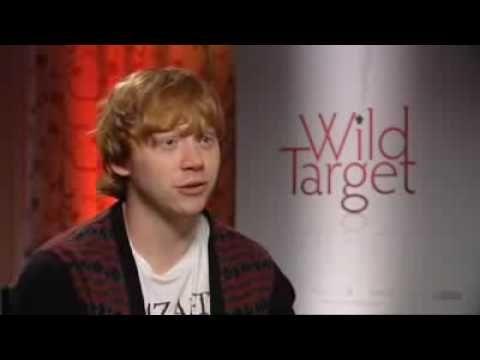 Entrevista de Lovefilm a Rupert Grint (Wild Target) SUBTITULADO