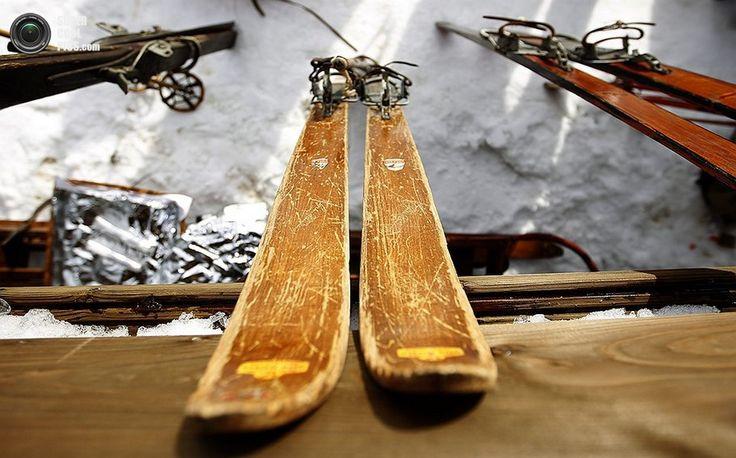 Nostalgic Ski Race