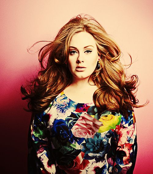 I love adele. She always has a song for whatever situation your in