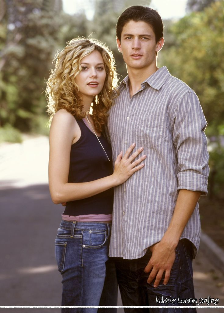 Photo of One Tree Hill Photoshoots <3 for fans of James Lafferty & Hilarie Burton.