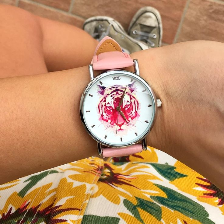 WOODSTOCK NEW COLLECTION! Take your favorite watch and express yourself with Woodstock Watches! Shipping available in all European Countries in 3/5 working days! 📮 Discover our collection at: https://www.woodstockzambon.com 📮 Instagram: https://www.instagram.com/woodstockzambonvalentina/ #woodstockzambon #woodstockwatch #pink #tiger #trend #style #streetstyle #spring2017 #summer2017 #freetime #fashion #colors #watch
