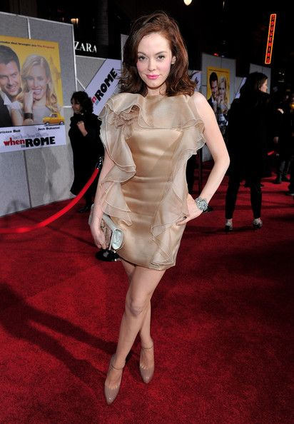 "Rose McGowan Photo - Premiere Of Touchstone Pictures' ""When In Rome"" - Arrivals"