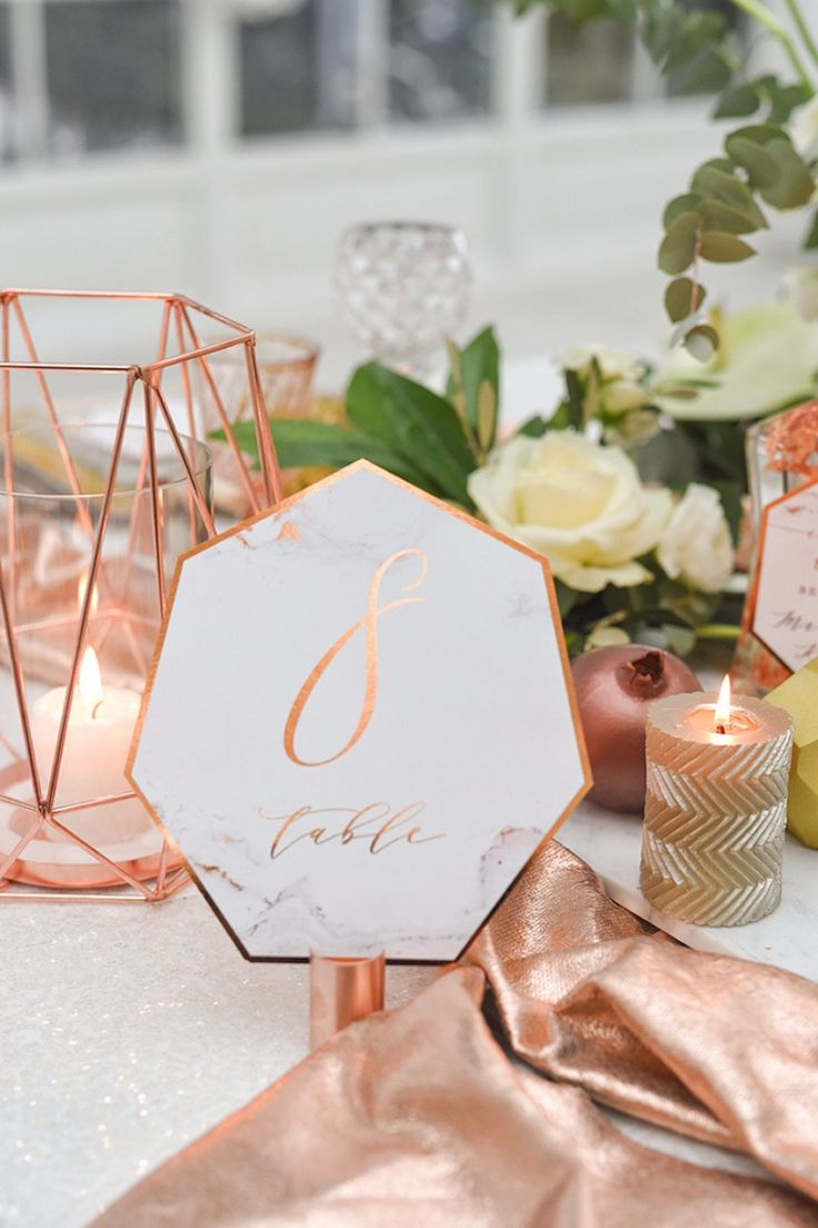 77 best Rose Gold Wedding images on Pinterest | Blush gold weddings ...