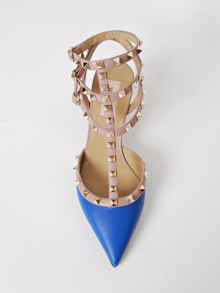 Ankle strap rocketed from Valentino Garavani