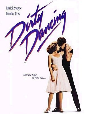 """Dirty Dancing"" ~ How would you like to have Patrick Swayze as a dance instructor ....??? OMG!"