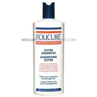 Folicure Extra Shampoo 12 oz