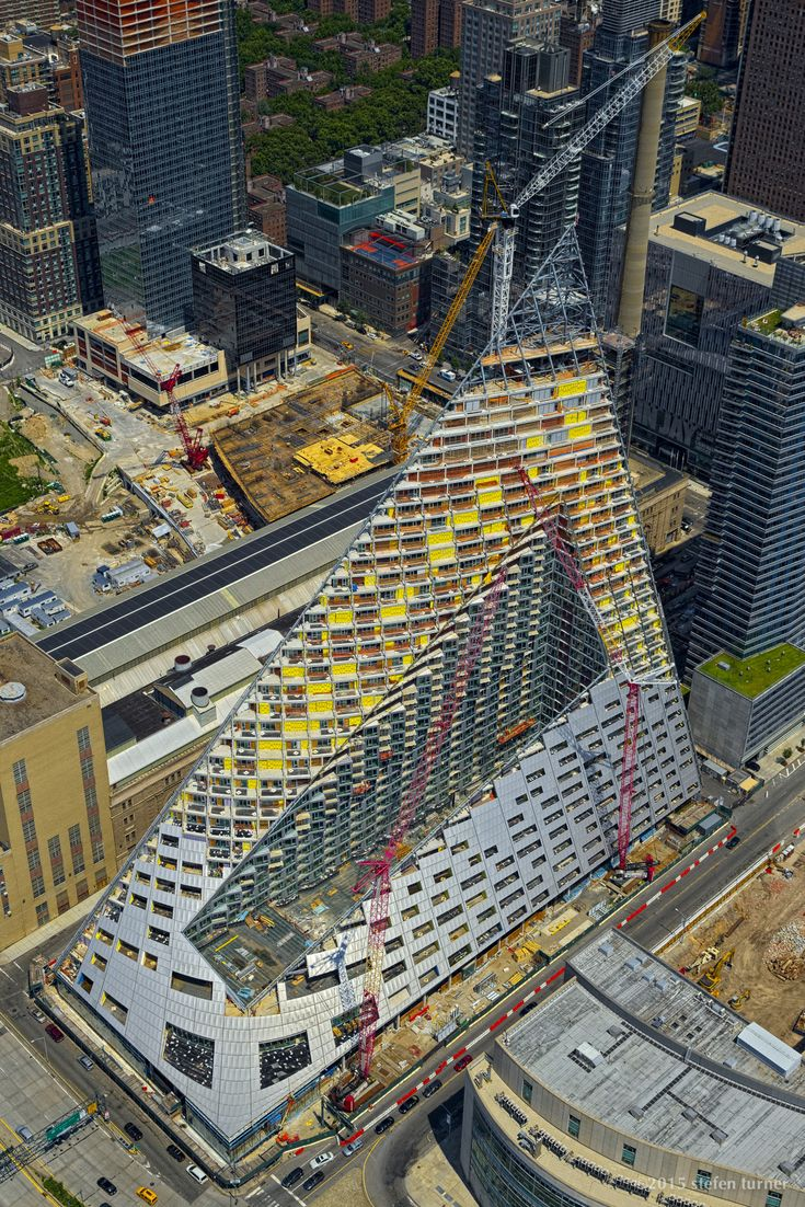 Stefenturner bjarke ingels group s via 57 west under for Big bjarke ingels group